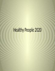 5-Healthy People 2020.pptx