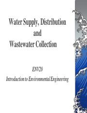 Water Supply, Distribution and Wastewater Collection.pdf