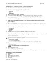 3010 CH9 Study guide PART I