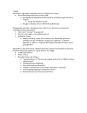 CAS 175 study guide exam 1.docx