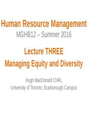MGHB12 - S16 - Lecture THREE -Managing Equity and Diversity.pptx