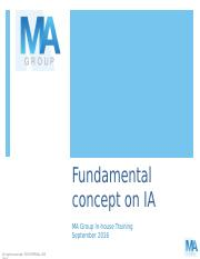Fundamental Concept on IA_Revised.pptx