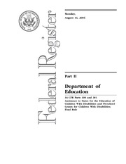 Phil 344 Federal Law Department of Education case