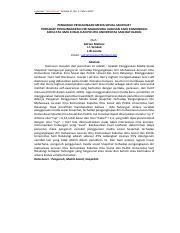 Jurnal.pdf - e-journal \u201cActa Diurna\u201d Volume VI ...