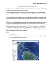 Google Earth Assignment  1- The Geographic Grid(1).docx