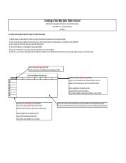 457 - Project #2 - Data Table Explanation - Fall 2014