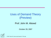 lecture18-preview-demand-uses