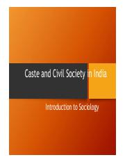 Lecture - 4 Caste and Civil Society in India.pdf