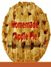 Homemade Apple Pie - Reid Bishop.pptx