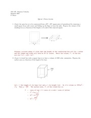 THquiz2solutions