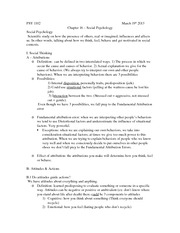 Chapter 16 Notes