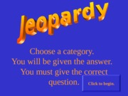 Jeopardy Review for Test 1( speech )