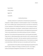 Prision Essay 2 Final draft.docx