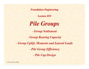 Lecture19-Pile-Groups