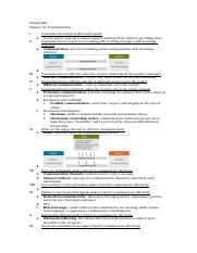 Connect activity chap 11 docx - Required information Part 1