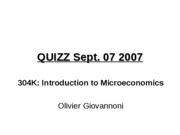 QUIZZ 2007-09-07 ANSWERS