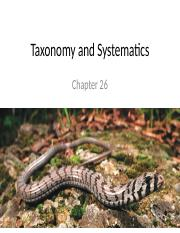 taxonomy and systematics lecture.pptx