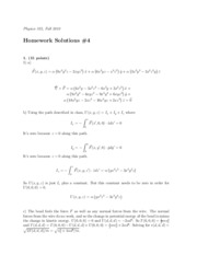 Physics 325 HW 4 Solutions