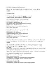 Ch.10 Study Guide