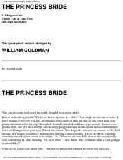 William+Goldman+-+Princess+Bride