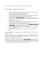 AG 401- General Guidelines for paper assignments.doc