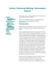 Information Search(Online Reading 05).docx
