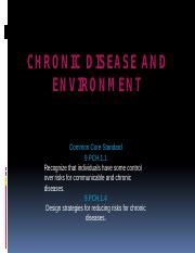 Chronic Disease and Environment Presentation.pptx