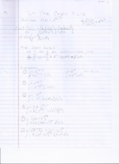 3.4 Notes - Chain Rule