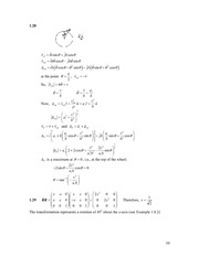 Analytical Mech Homework Solutions 10