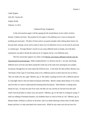 Enhanced Essay Assignment Final