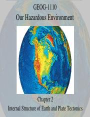 Chapter 02 Internal structure of Earth and plate tectonics.pdf