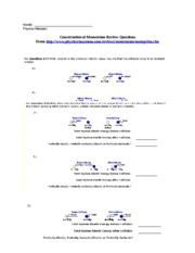 Conservation-of-Momentum-practice-questions-from-Physics-Classroom