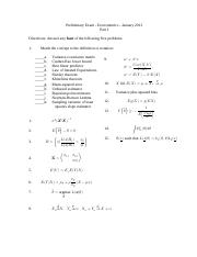Exams_Preliminary_2013_January_StatsMetrics Parts I and II_Waldman, McNown