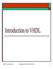 Lect 2 - VHDL Introduction.ppt