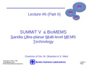 Lecture+_06+_Part+II_+Surface+Micromachining-SummitV+II