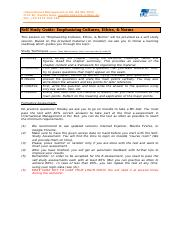 Self Study Guide_Understanding Culture.pdf