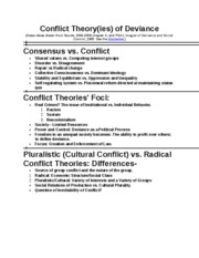Conflict Theor1