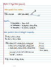 chapter 3 Rigid Bodies (3.9-3.11]