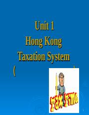 01 Intro to HK taxation system-2017 - s