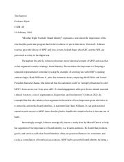 COM 118 Critical Review of Article.docx