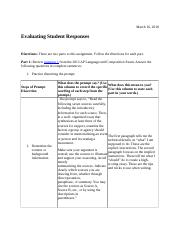 6.07 Evaluating Student Responses.docx