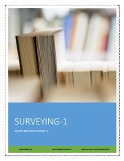 QUICK REVISION FOR SURVEYINg-1.pdf