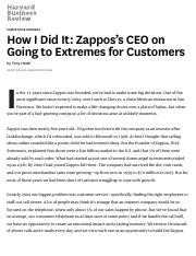 How I Did It_ Zappos's CEO on Going to Extremes for Customers.pdf