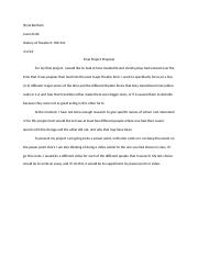 shyla bonham titus andronicus essay shyla bonham tiffany trent  1 pages bonham final project proposal