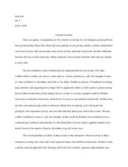 Computer Science Essay Topics Catcher In The Rye And Dead Poets Society Essay  Tony Thai Per  June    Comparison Essay There Are Plenty Of Similarities In The Catcher In The High School Admission Essay Examples also Abortion Essay Thesis Catcher In The Rye And Dead Poets Society Essay  Tony Thai Per   Obesity Essay Thesis