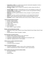 psych 241 exam 1 study guide