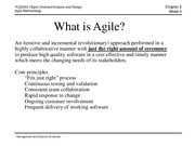 Agile Methodology (1)