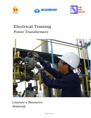 E-04 Power Transformers Learner's resource material_Rev1.doc