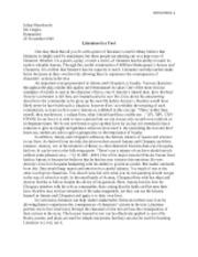 Antony and Cleopatra Free Essays