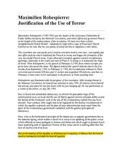 7._Maximilien_Robespierre_Justification_of_Terror
